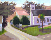 Marin County Originals - Main Street by Deborah Cushman