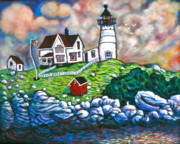 Steve Lawton - Maine Lighthouse