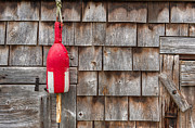 Fishing Photo Originals - Maine Lobster Shack by Steve Gadomski