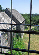 J R Baldini M Photog Cr - Maine Window