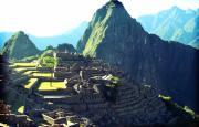 World Wonder Prints - Majestic Picchu Print by Ariane Moshayedi