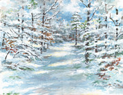 Kerry Kupferschmidt - Majestic Winter