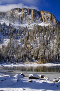 Mammoth Lakes Art - Majestically Cool by Chris Brannen