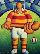 Hurling Posters - Make my day- The Hurler Poster by Alan Kenny