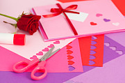 Diy Posters - Make your Valentine Poster by Marta Holka