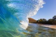 Waves - Makena Wave by Quincy Dein - Printscapes