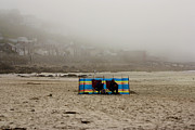 Sennen Cove Photos - Making the most of their holiday by Terri  Waters