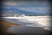 Spain Photos - Malaga Coast by Kevin Flynn