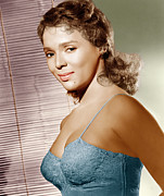 Negligee Metal Prints - Malaga, Dorothy Dandridge, 1954 Metal Print by Everett