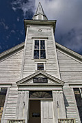 Scenic - Monuments - Malagawatch United Church by Darcy Michaelchuk