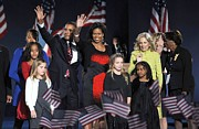 Auto Add Lbd Photos - Malia Obama, U.s. President Elect by Everett