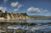 Malibu Beach Prints - Malibu HDR Print by Marc Bittan