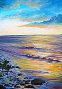 Jenn Cunningham - malibu sunset
