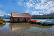Nick Jene - Maligne Lake Boat House