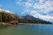 Nick Jene - Maligne Lake