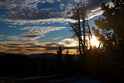 Sierras Photos - Mammoth Mountain California at Sunrise by ELITE IMAGE photography By Chad McDermott