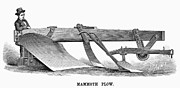 Large Scale Posters - Mammoth Plough, 1879 Poster by Granger