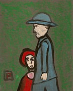 Thank You Originals - Man and child by Peter  McPartlin