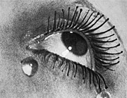 1930 Prints - Man Ray: Tears, 1930 Print by Granger