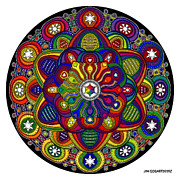 Jim Gogarty - Mandala 42 Drawing...