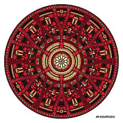 Jim Gogarty - Mandala Hand Drawing 45...