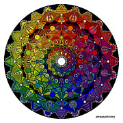 Jim Gogarty - Mandala Hand Drawing 46...