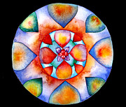 Arnold Originals - Mandala  Mandala by Jennifer ONeill Pickering