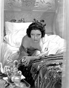 In Bed Photo Prints - Mandalay, Kay Francis, 1934 Print by Everett