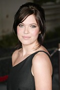 Arclight Hollywood Cinerama Dome Prints - Mandy Moore At Arrivals For American Print by Everett