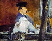 1878 Photos - Manet: Tavern, 1878 by Granger