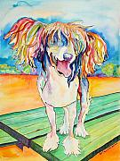 Pets Originals - Mango Salsa by Pat Saunders-White