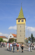 During Art - Mangturm tower in Lindau - Old lighthouse by Matthias Hauser