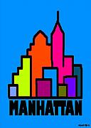Alexander Aristotle - Manhattan Colors