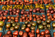 Food And Beverage Photo Originals - Manhattan Heirlooms by William Fields