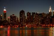 Business-travel Originals - Manhattan Skyline by Markus Stampfli