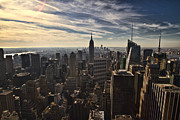 New York City Skyline Photos - Manhattan skyline by Sven Brogren