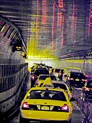 Laurie Freitag - Manhattan Tunnel 1