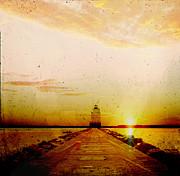 Joel Witmeyer - Manitowoc Breakwater Lighthouse