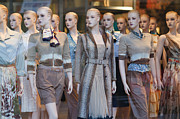 Clothes Clothing Art - Mannequins I by Clarence Holmes