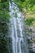 Overhang Prints - Manoa Valley Waterfall Print by Bill Brennan - Printscapes