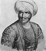 Turban Framed Prints - Manuel Garcia (1782-1836) Framed Print by Granger