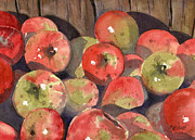 Apples Originals - Manzanas by Marsha Elliott