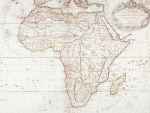 Antique Digital Art Prints - Map Of Africa Print by Fototeca Storica Nazionale