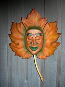 Style Reliefs - Maple Leaf Spirit by Shane  Tweten