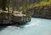 Marble Art - Marble Canyon, Canada by Bob Gibbons