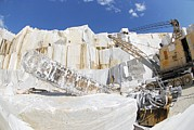 Marble Art - Marble Quarrying by Ria Novosti