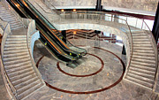 Marble Art - Marble Staircases by Kristin Elmquist