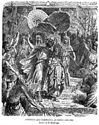 Marc Antony & Cleopatra Print by Granger