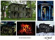 Paranormal Posters - Marc Mosher original photo Poster by Tom Straub