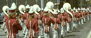 Color Posters - Marching Band Poster by Peter Art Print Gallery  - Paintings Photos Posters